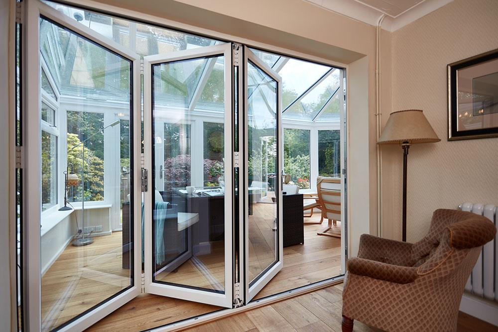 Folding Door Interior